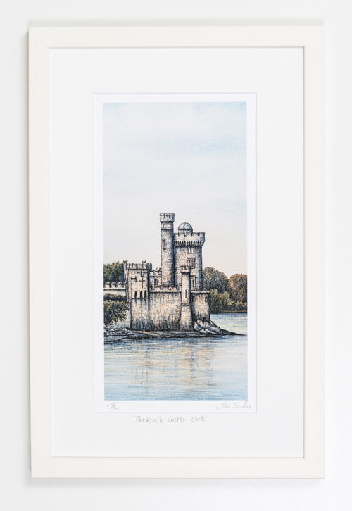 Blackrock-Castle-Cork-Portrait-Frame