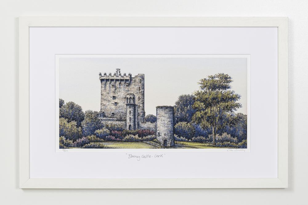 Blarney-Castle-Cork-Landscape-Frame