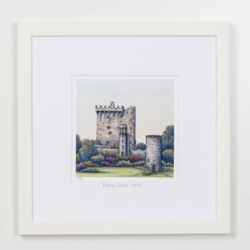 Blarney-Castle-Cork-Square-Frame