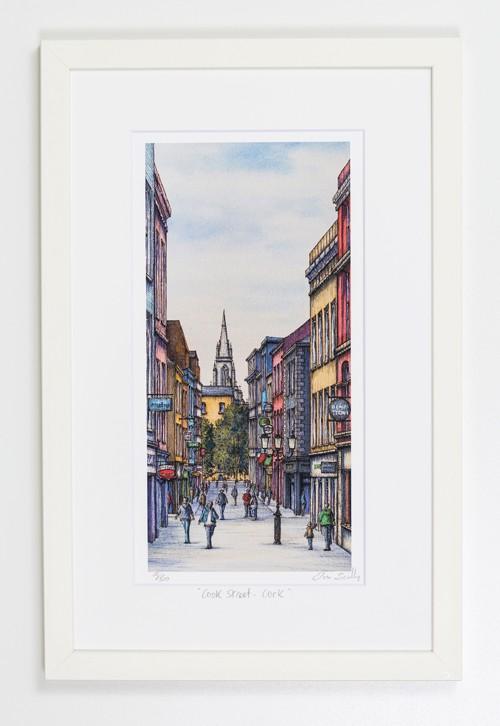 Cook-Street-Cork-Portrait-Frame