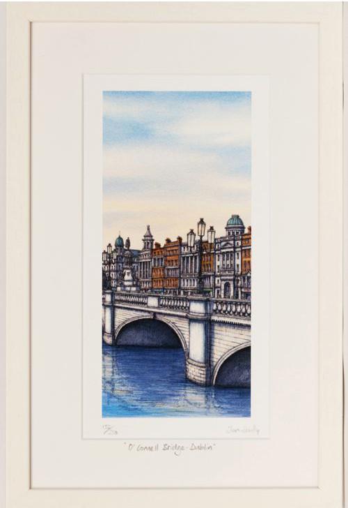 O-Connell-Bridge-Portrait-Frame-500x757