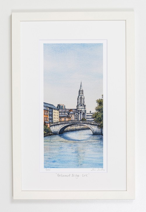 Parliament-Bridge-Cork-Portrait-Frame