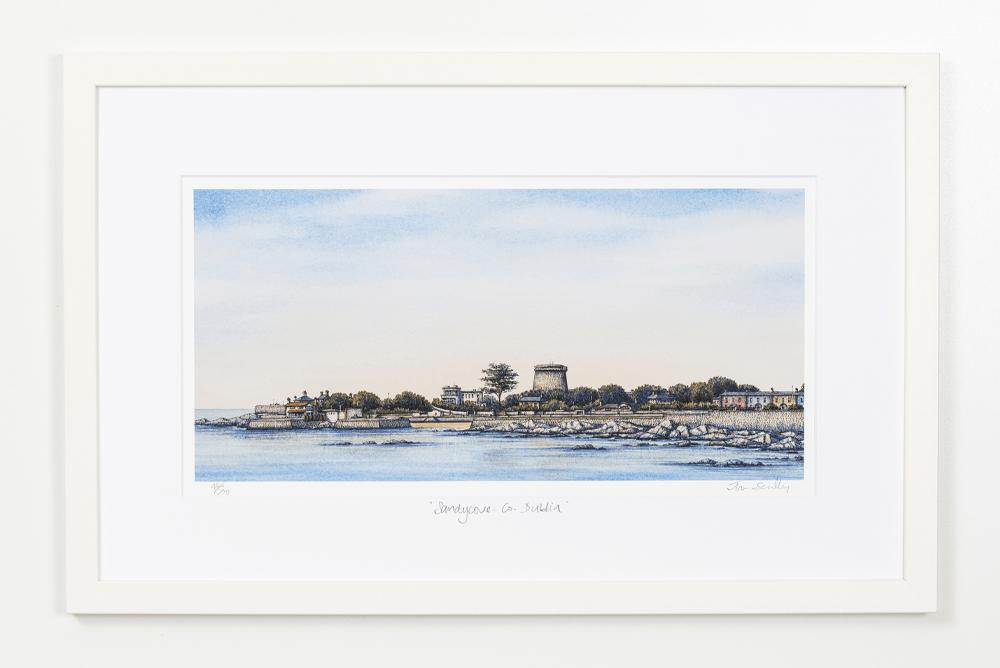 Sandycove-Co-Dublin-Landscape-Frame