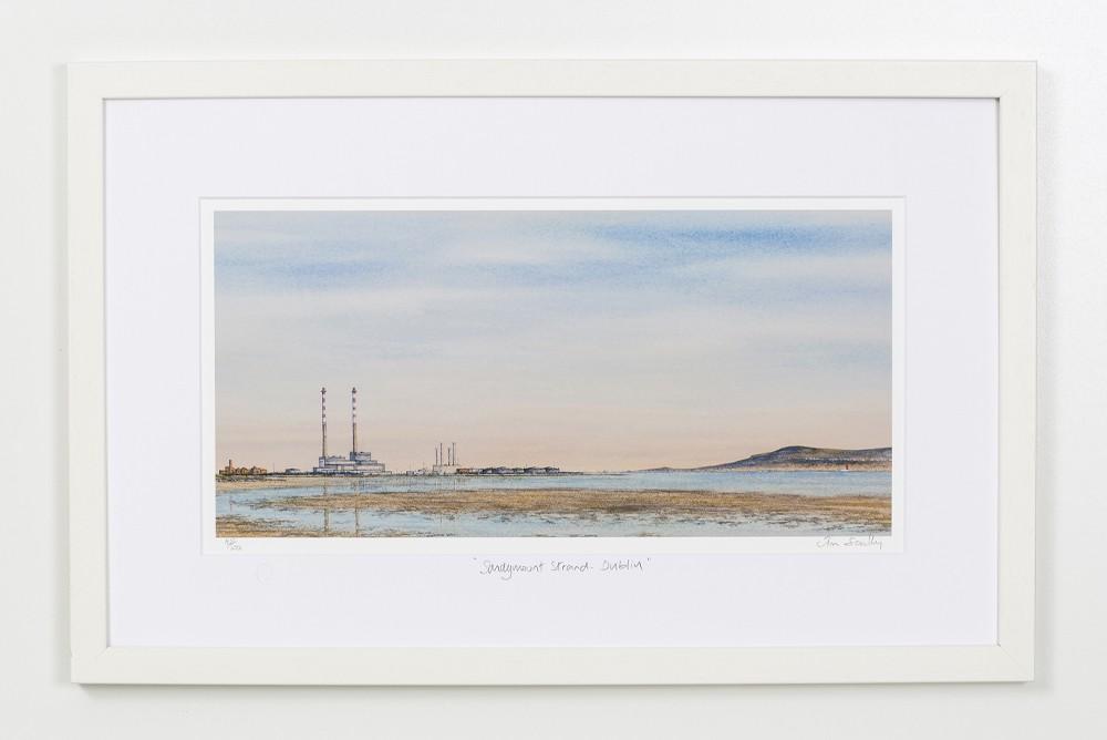 Sandymount-Strand-Dublin-Landscape-Frame