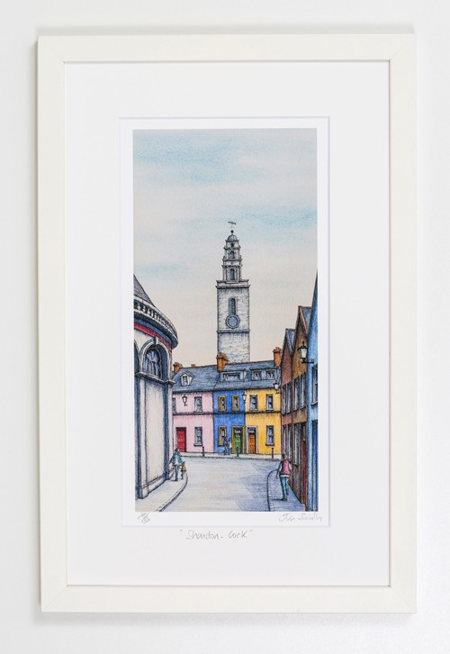 Shandon-Cork-Portrait-Frame