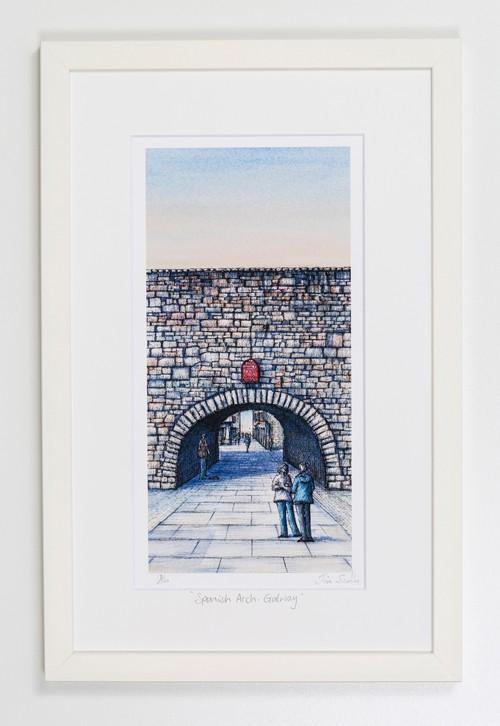Spanish-Arch-Galway-Portrait-Frame
