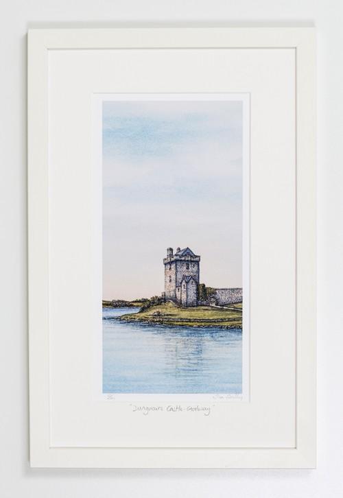 Dunguaire-Castle-Galway-Portrait-Frame (1)