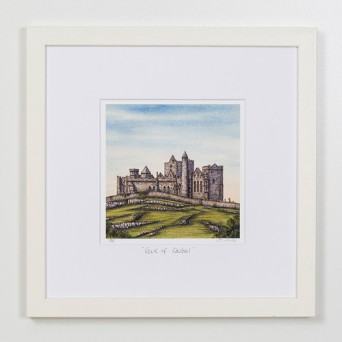 Rock-of-Cashel-Co-Tipperary-Square-Frame