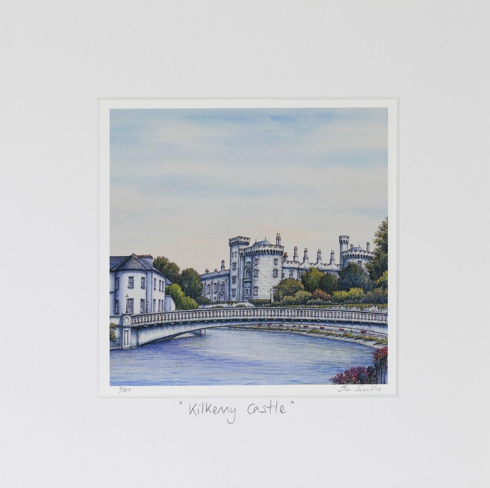 Kilkenny Castle Square Mount