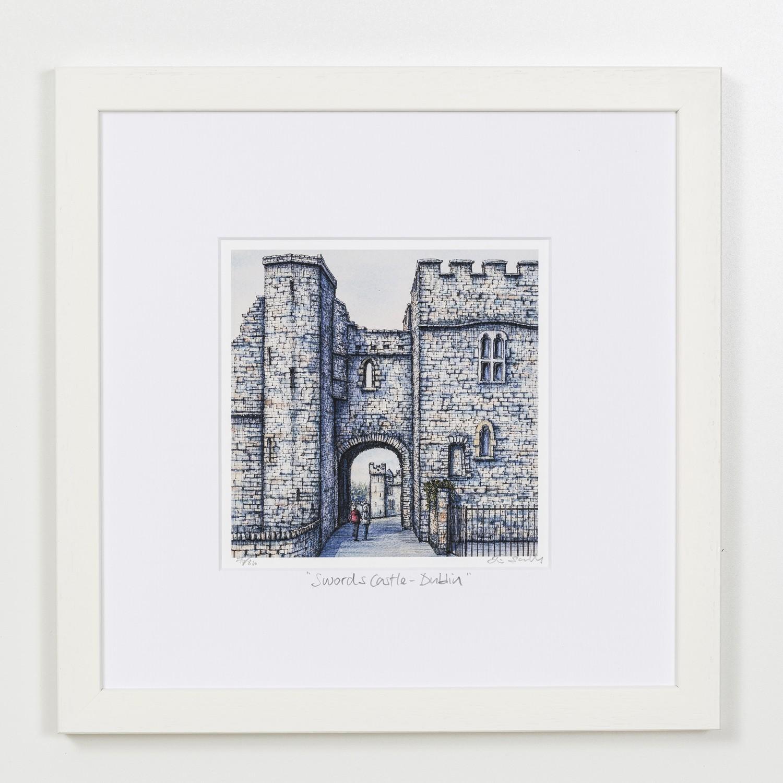 Swords-Castle-Dublin-Square-Frame